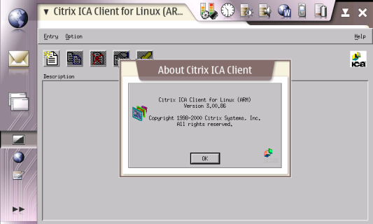 Citrix arm linux client - maemo org - Talk